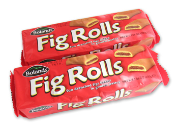 Bolands Fig Rolls 200g TWIN PACK