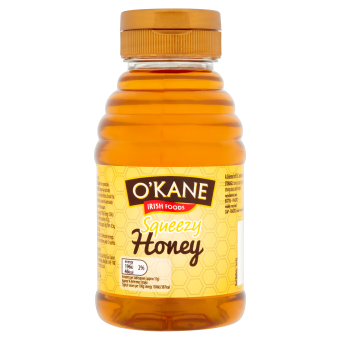 O'Kane's Squeezy Honey 340g