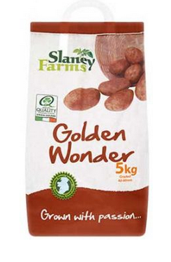 "Wexford ""GOLDEN WONDER"" Potatoes 5kg"
