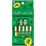 St Patricks Day Nail Art Set